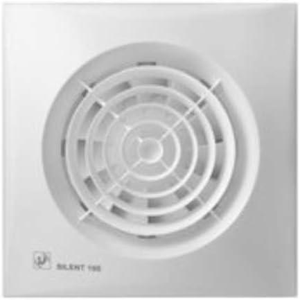 S & p silent 100 - Ventilador helicoidal tubular silent-100 cz swarovski
