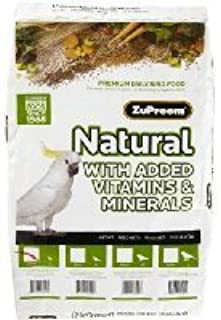 product image for ZUPREEM 230352 Natural Small Bird Food, 20-Pound