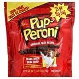 Cheap Pup-Peroni Original Beef Flavor Dog Treats