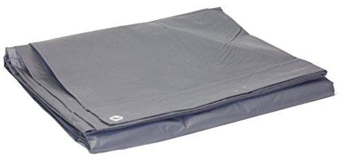 (Mytee Products 12' x 24' 10oz Vinyl Utility Tarp w/Grommets Truck Covers PVC Coated Polyester)