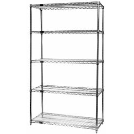 Additional Shelving - Chrome Additional Shelving Chrome Wire Shelf-12X72