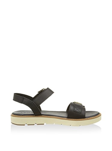 sandalias de mujer TIMBERLAND A142E Negro