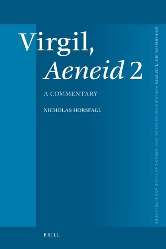 Virgil, Aeneid 2: A Commentary (Mnemosyne, Supplements) by Nicholas Horsfall (2008-10-15)