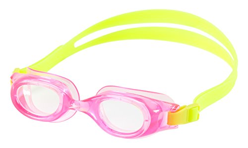 Speedo Jr. Hydrospex Classic Swim Goggles, No Leak, Anti-Fog, and Easy to Adjust with UV Protection