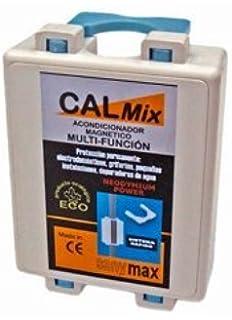 Antiincrustador Antical Magnético Neodimio CalMix multifunción ideal para grifos, tubo gasoil, caldera, calentador