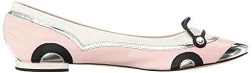 Katy Perry Women's The Shannon Ballet Flat Baby Pink VXMoak2