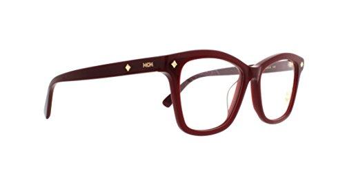 0ffb741fef Eyeglasses MCM 2614 603 BORDEAUX at Amazon Men s Clothing store