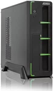 PC Sobremesa Ordenador Azirox Slim Verde Intel i5 8400 2,8 GHz 6 ...