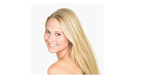"""Hair Extensions Blonde for Real Remy Human Hair 22 Inch,20 Inch,15 Inch,18 Inch,24 Inch and Strawberry Blonde Hair Extensions-protect Your Investment-best Lifetime Guarantee (20""""80g)"""