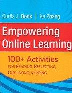 Empowering Online Learning (08) by Bonk, Curtis J - Zhang, Ke [Paperback (2008)]