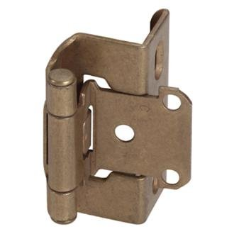 Amerock CM7540BB SelfClosing Cabinet Hinge product image