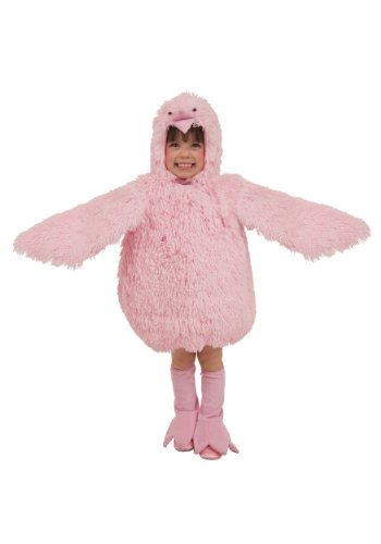 Princess Paradise Darling the Chick - 18M-2T (Pink Power Ranger Toddler Costume)
