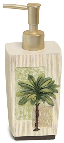 Bacova Guild Citrus Palm Lotion Dispenser