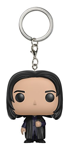 Funko Pop Keychain: Harry Potter Snape Toy Figure