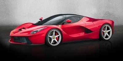 2015 Ferrari LaFerrari, 2 Door Coupe ...