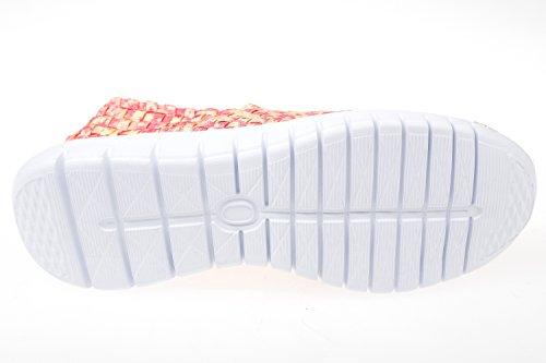 gibra - Zapatillas de Material Sintético para mujer Naranja - naranja