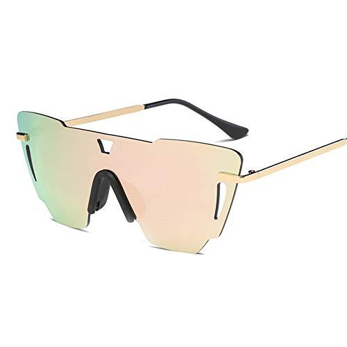 et sans de mode de soleil équitation NIFG de E pièce lunettes la européenne cadre pièce soleil américaine colorée Lunettes 8wgYxqFt