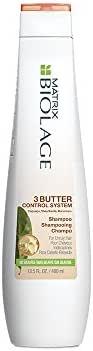 Shampoo & Conditioner: Biolage Matrix 3Butter Control System
