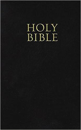 KJV Giant Print Bible: Thomas Nelson: 9780840703446: Amazon