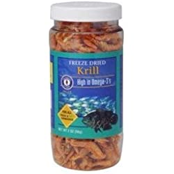 Freeze Dried Krill, 2 oz