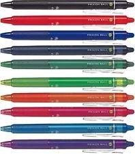 Pilot Penna dell'inchiostro con meccanismo push Frixion Clicker 07 10HE Sparpack | Colori assortiti 10 2270 xxx SiWr