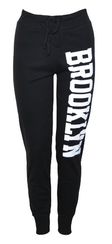 vip Women's High Waisted Brooklyn Cuffed Joggers