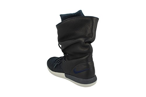 Hi Trainers Womens Boots 861708 Roshe Sneakers NIKE 400 Two College Flyknit Navy wXHxCW1q
