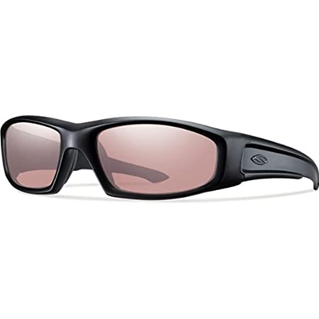fe4de9bc23 Amazon.com  Smith Optics Hudson Tactical Lifestyle Elite Protective Military  Sunglasses Eyewear - Black Ignitor   One Size Fits All  Automotive