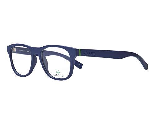 blu 52 sole opaco L2795 blu per misti Occhiali Lacoste da adulti 424 qwzHx7xXE