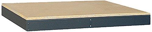 Buy salsbury industries solid shelving storage rack