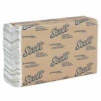 スコットc-foldタオルホワイト10.125