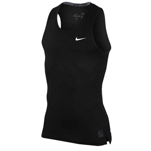 Nike Men's Pro Combat Compression Sleeveless Black XX-Large