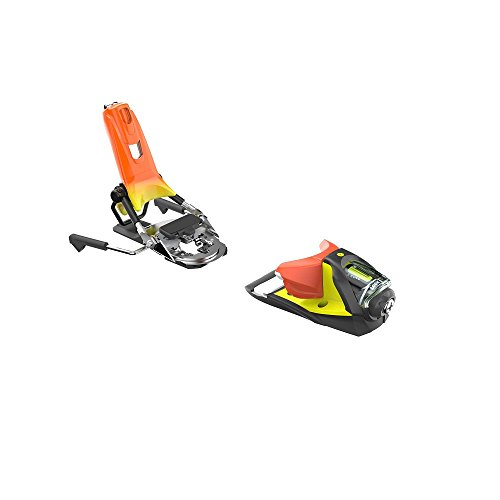 Look 2019 Pivot 14 AW B75 Yellow/Orange Ski Bindings