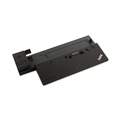 Lenovo Thinkpad Ultra Dock With 170w AC Adapter ( 40A20170US ) In the Original Lenovo Factory Sealed USA Retail Packaging by LENOVO