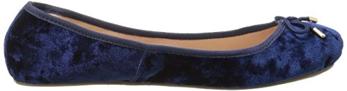 Lfl By Lust For Life Womens Tinker Ballet Flat Blue
