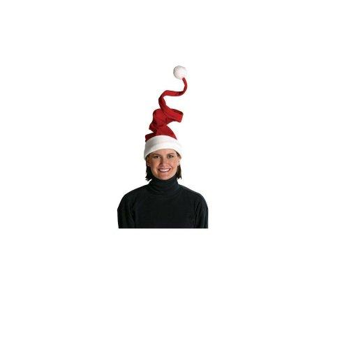 [Rasta Imposta Original Wired Santa, Red, One Size] (A Christmas Carol Costume Design)