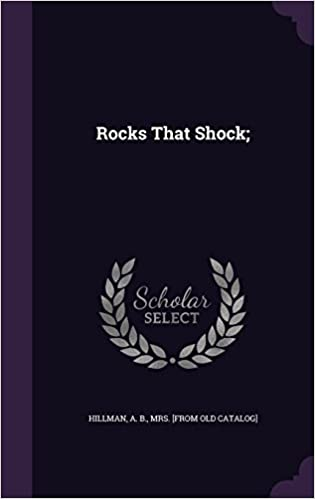Book Rocks That Shock;
