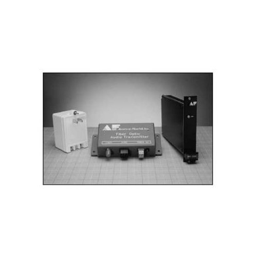American Fibertek Single - AMERICAN FIBERTEK MT05B SINGLE CHANNEL AUDIO SYSTEM 850NM MODULE