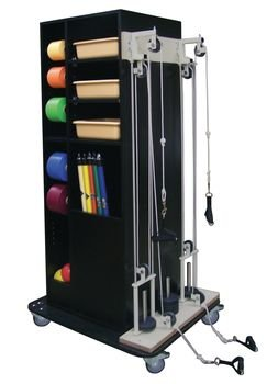 DSS X-R Exercise/Rack Station (Rack Station) by Medline