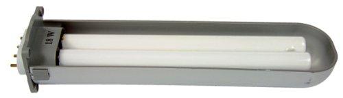 TOM Aquarium Products 18-Watt Replacement Lamp for Deco 2 Aquarium Kit # (Dual Actinic Bulb)