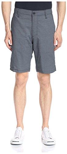 Howe Men's Switchstance Horizontal Stripe Short, Navy Blazer, 32 (Howe Mens Blazer)