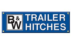 B&W Trailer Hitches RVR3200 Universal Mounting Rail with Bracket and (Universal Mounting Rail)