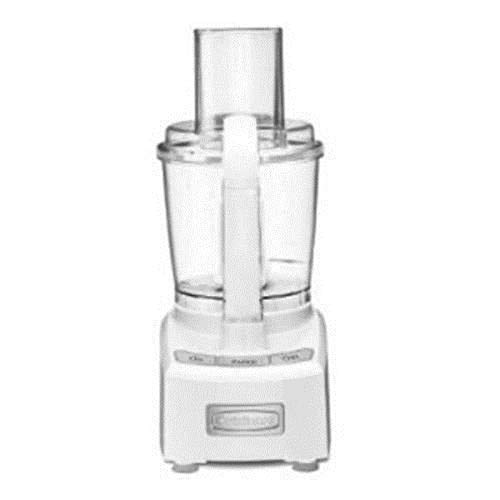 Cuisinart MFP-108 7-Cup Elite Collection Food Processor, White