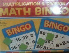 Multiplication & Division Math Bingo (Clever Factory, Nashville, TN) by ()
