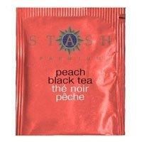Stash Black Tea Peach (Pack of 2)