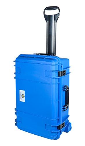 Seahorse Protective Equipment Cases SE920,BL300 (Dark Blue) (Hard Rolling Case)
