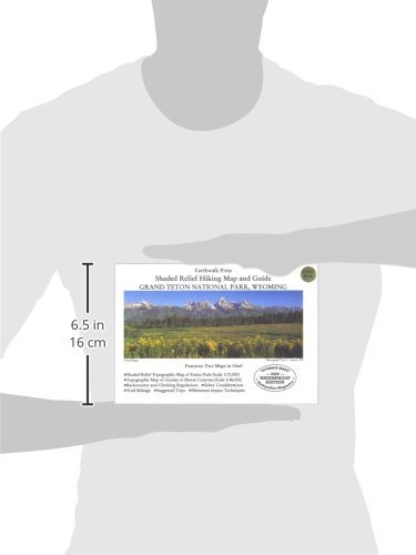 Buy grand teton map