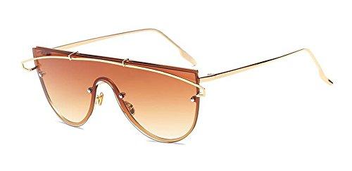 de rond polarisées inspirées cercle style de Gradients Lennon Thé vintage retro en du lunettes soleil métallique R7WTxR6