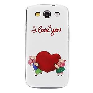 comprar Dibujo Gel cubierta Cabina de teléfono del patrón Neutral Stiffiness silicona de nuevo caso para Samsung Galaxy Nota 2 N7100
