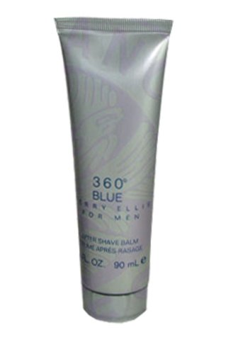360 Blue for Men By Perry Ellis After Shave Balm, ()